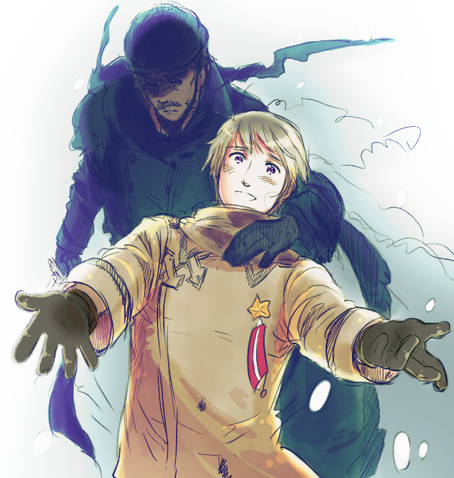 APH : Become one with Russia by April17th on DeviantArt
