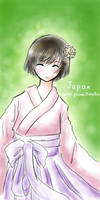 Aph : Gender Bender Japan by April17th