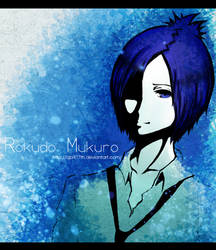 KHR : Rokudo Mukuro by April17th