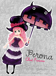 One Piece : Perona by April17th