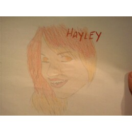 Hayley Williams by kellirox14