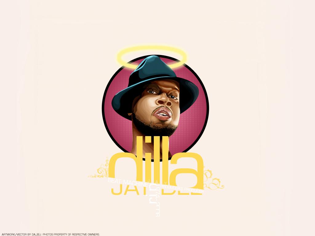 J-Dilla by daeej