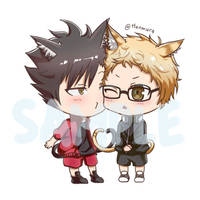 Chibi commission by Heomura