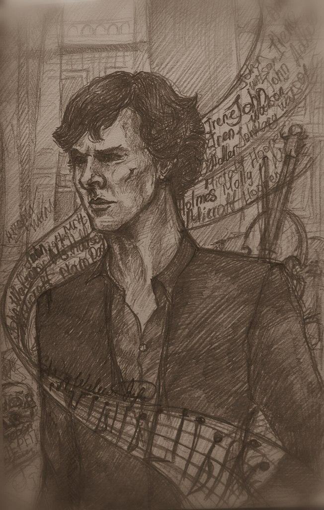Sherlock by ShivaWalker