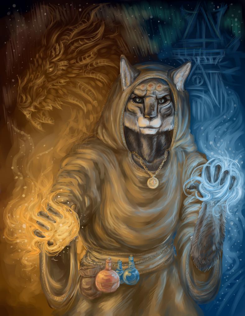warrior's heart by ShivaWalker