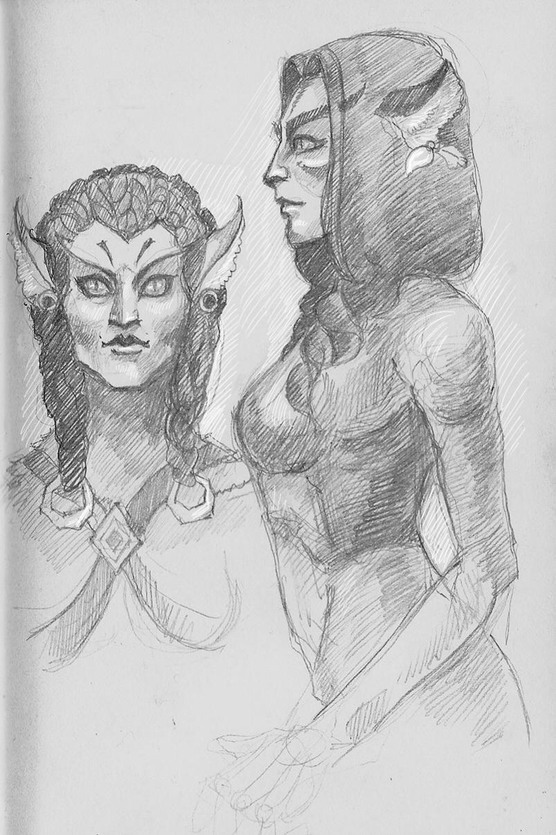 pridens.sketches.2 by ShivaWalker
