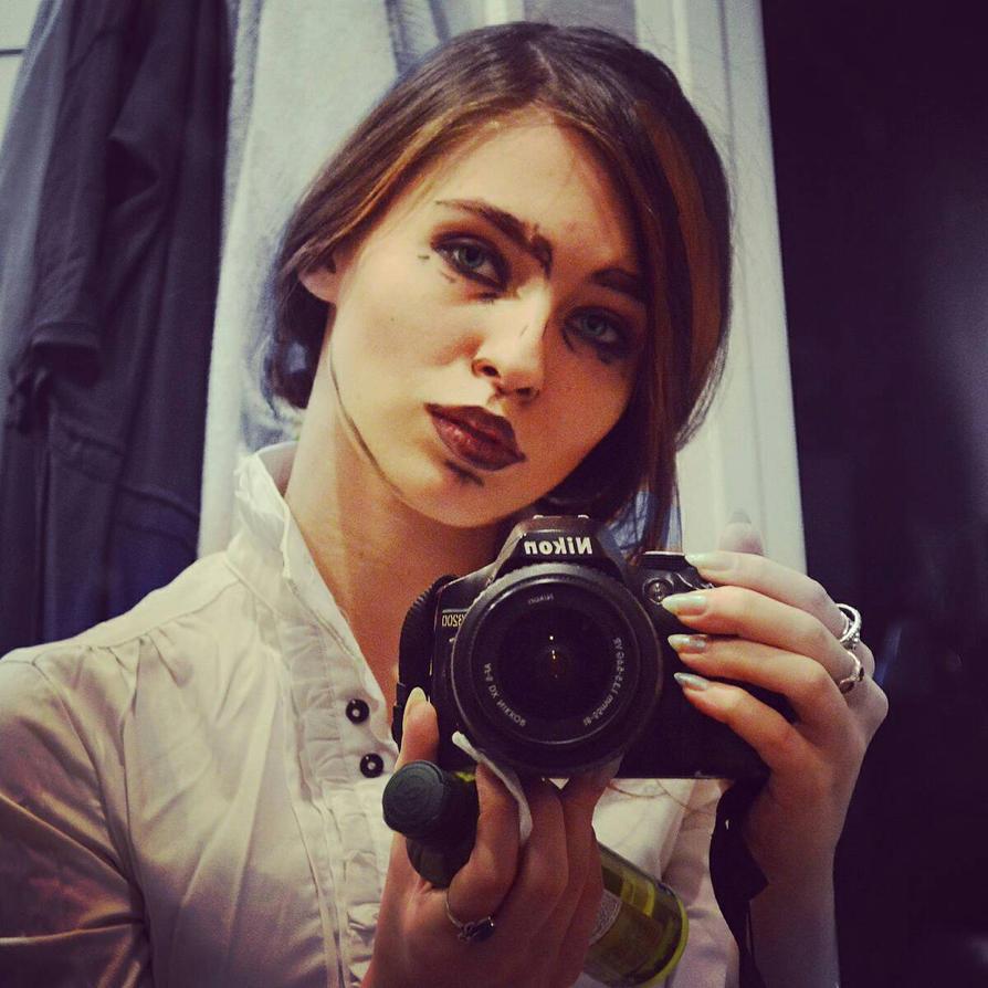 Fiona makeup test by ShivaWalker