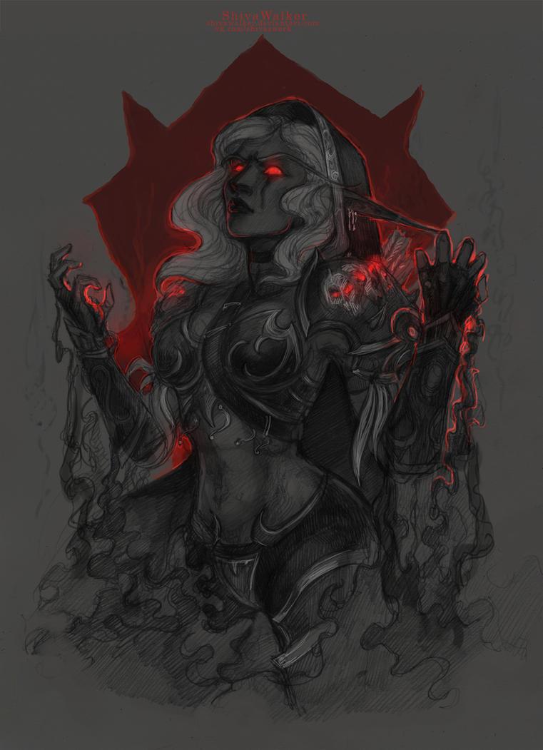for the horde by ShivaWalker