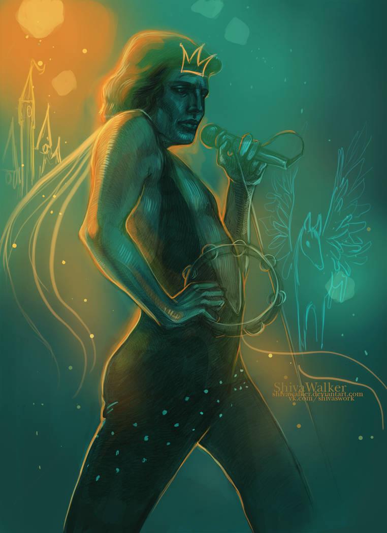 my fairy king by ShivaWalker