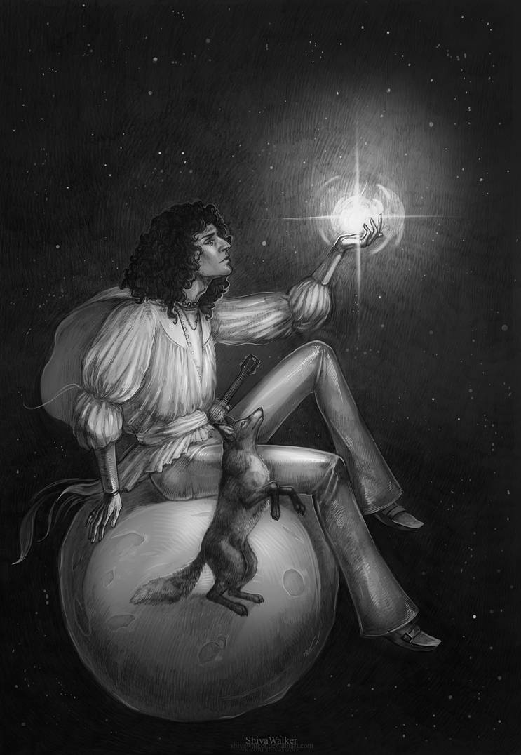 The Little Prince | Brian May by ShivaWalker