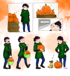 Buying my pumkin
