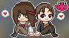 Jezzika Daves and Jim Hawkins by Joy-Pedler