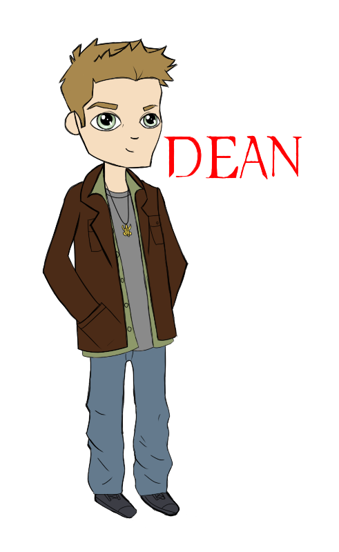 Dean Winchester by Joy-Pedler