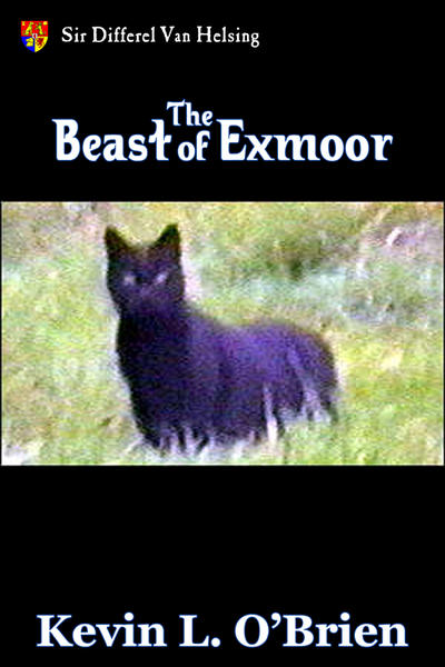 eBook Cover: The Beast of Exmoor by TeamGirl-Differel