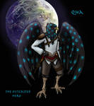 Qha - DnD character