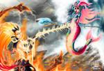 Zyra vs. Nami - League of Legends
