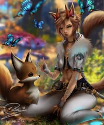 Emuro - Final Fantasy XIV