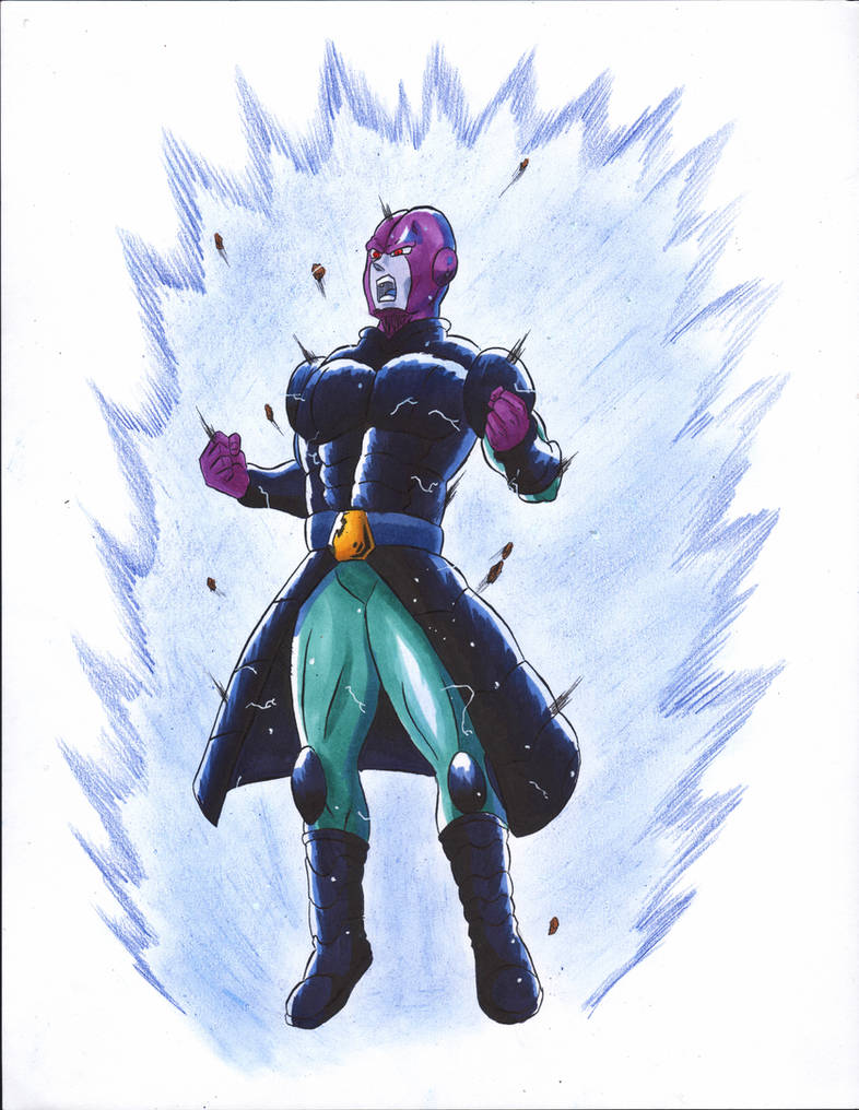 Hit Dragon Ball Super By Tony Toonz On Deviantart