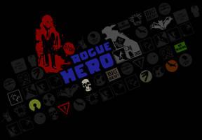 Rogue Hero by graveyardpc