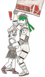 WTCB: Snake + Luigi