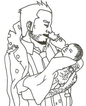 Badd and Baby Kay