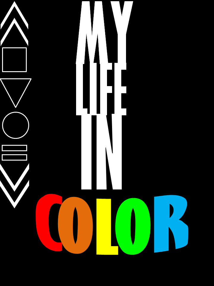 Youtube Logo: My Life In Color Youtube Logo By Knightgraphic On DeviantArt
