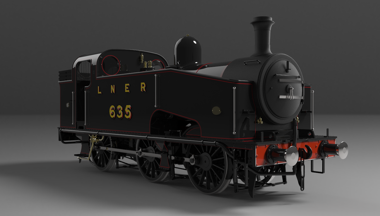 Train Simulator 2014: LNER/ BR J50 Tank - YouTube