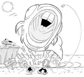 Commander Keen: Dopefish Lives!!! by BT-01
