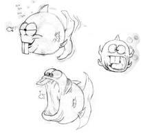 CK sCrap: Dopefish