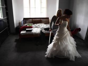 Wedding V by Abysska