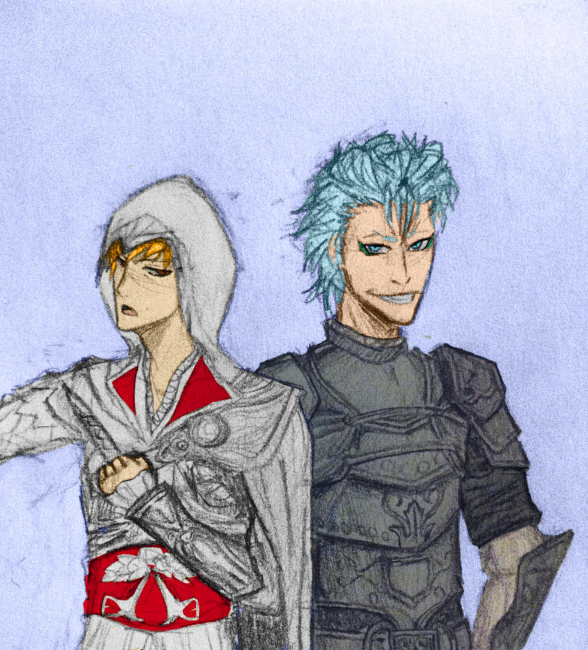 Assassin's Creed GrimmIchi by wolfpup026