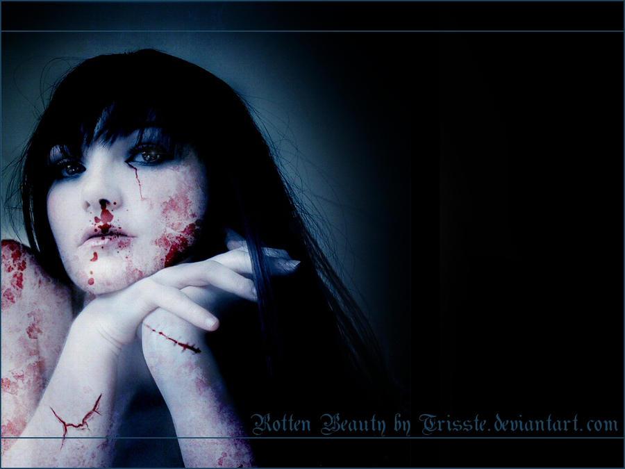 ++ 1024 x 768 ++ ROTTEN BEAUTY by Trisste