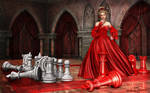 Once Upon A Time In Wonderland - Red Queen