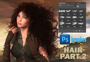 Hair Part 2