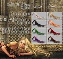 Casual Hair #2 by Trisste-stocks
