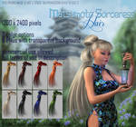 Matsumoto Sorceress HAIR STOCK