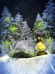 Winter Fireflies 01