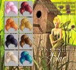 Tinkerbell HAIR stock