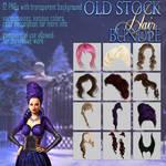 OLD HAIR STOCK bundle