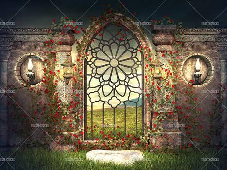 Rosy Gate