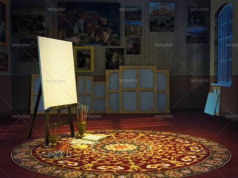 Artist's Studio 1
