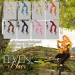 Elven HAIR STOCK
