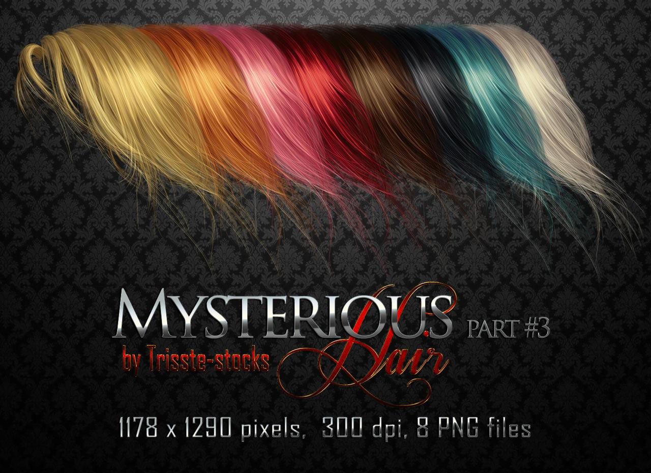 Mysterious HAIR part #3
