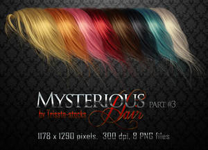 Mysterious HAIR part #3