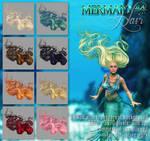 Mermaid #4 HAIR STOCK