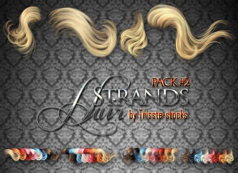 Hair strands pack #2 STOCK