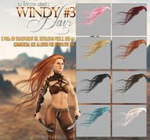 Windy #3 HAIR STOCK
