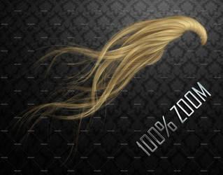 100% Zoom Windy #3 Hair Stock