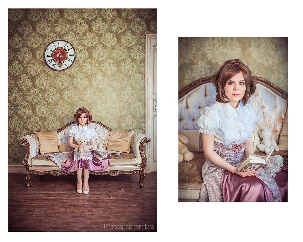 Pretty Doll by KaelinTheBlackSwan