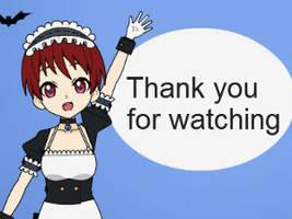 Thankyouwatchingchibi by ConanRock